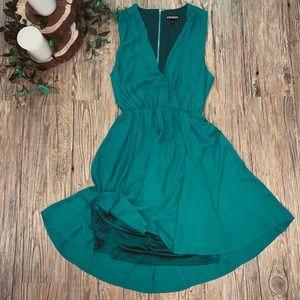 NWOT cutout Express dress